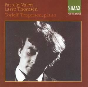 Valen & Thoresen: Piano Music