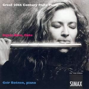 Great 20th Century Flute Music