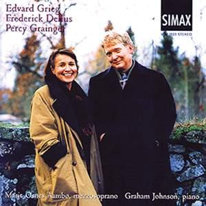 Grieg, Delius & Grainger: Songs