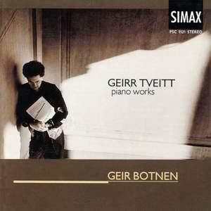 Geirr Tveitt: Piano Music