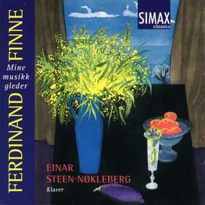 Ferdinand Finne: My Music Pleasures