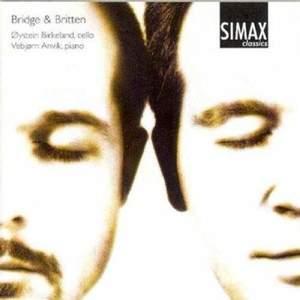 Bridge & Britten: Music for cello and piano