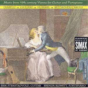 Viennese Music For Guitar and Fortepiano
