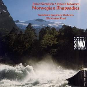 Svendsen & Halvorsen: Norwegian Rhapsodies