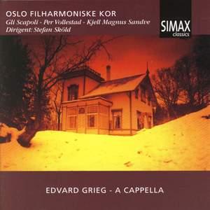 Grieg: A Cappella