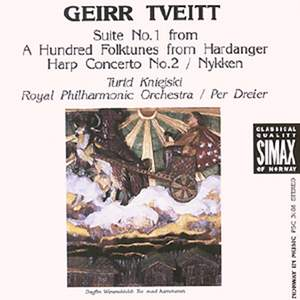 Geirr Tveitt: Orchestral Works