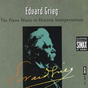 Edvard Grieg: The Piano Music in Historic Interpretations