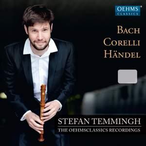 Stefan Temmingh: Bach - Corelli - Händel
