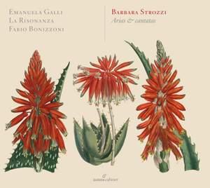 Barbara Strozzi: Arias & cantatas Op. 8