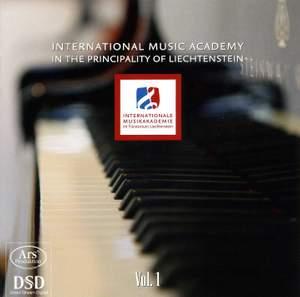 International Music Academy In The Principality Of Liechtenstein Vol. 1 Product Image