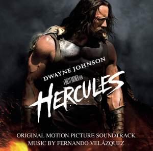 Velásquez, F: Hercules (Original Motion Picture Soundtrack) Product Image