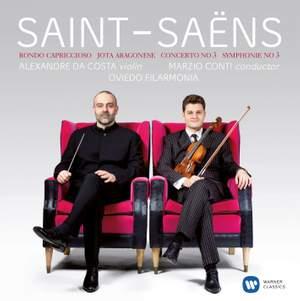 Saint-Saëns: Violin Concerto No. 3 & Symphony No. 3