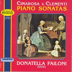 Cimarosa: 31 Keyboard Sonatas / Clementi: Piano Sonata in C Major, Op. 37, No. 1