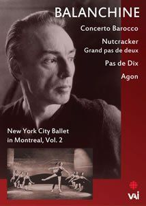 Balanchine: New York City Ballet in Montreal Vol. 2
