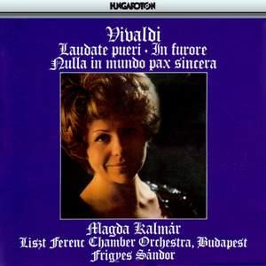 Vivaldi: Laudate pueri Dominum, In furore iustissimae irae & Nulla in mundo pax sincera