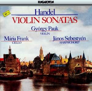 Handel: Violin Sonatas Nos. 2-8