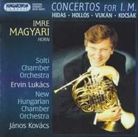 Concertos for I. M.