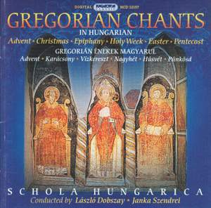 Gregorian Chants In Hungarian