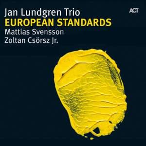 Jan Lundgren Trio: European Standards