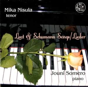 Liszt & Schumann: Songs & Lieder