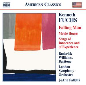 Kenneth Fuchs: Falling Man