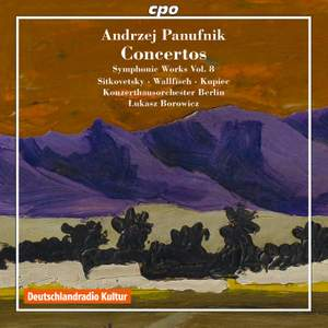 Panufnik: Symphonic Works Volume 8 Product Image