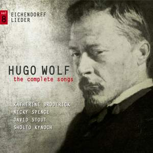 Hugo Wolf: The Complete Songs Volume 8