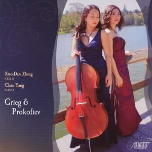Grieg: Cello Sonata, Op. 36 & Prokofiev: Cello Sonata, Op. 119 Product Image