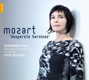 Mozart: Desperate Heroines