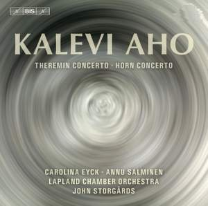 Kalevi Aho: Horn Concerto & Theremin Concerto Product Image