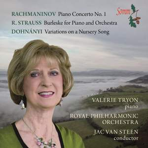 Valerie Tryon plays Rachmaninov, R. Strauss & Dohnányi Product Image
