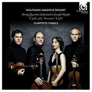 Mozart: String Quartets Nos. 14, 16 & 19