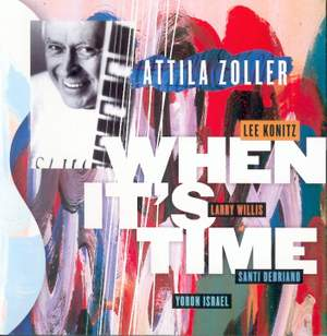 When It's Time (feat. Lee Konitz, Larry Willis, Santi Debriano & Yoron Israel) Product Image