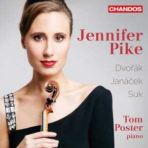 Czech Violin Music: Jennifer Pike