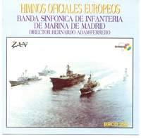 Himnos Oficiales Europeos