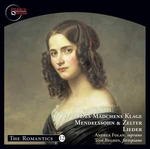 The Romantics, Vol. 12: Des Mädchens Klage
