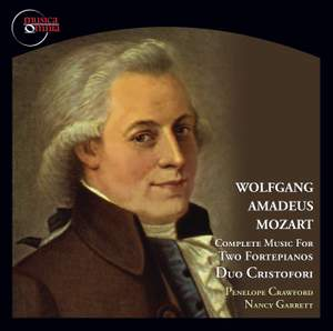 Mozart: Complete Music for 2 Fortepianos