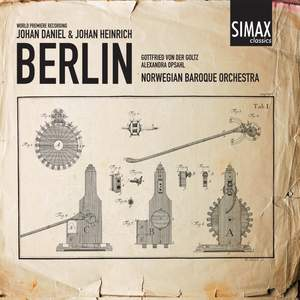 Johan Daniel Berlin & Johan Heinrich Berlin