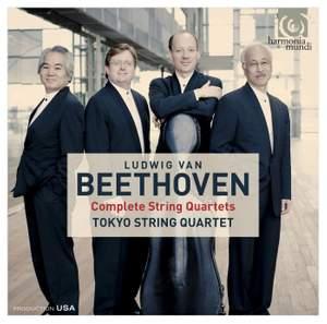 Beethoven: String Quartets Nos. 1-16 (complete, inc. Grosse Fuge) Product Image