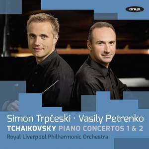 Tchaikovsky: Piano Concertos Nos. 1 & 2 Product Image