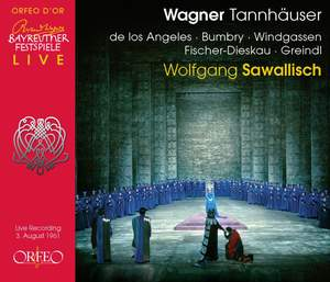 Wagner: Tannhäuser Product Image