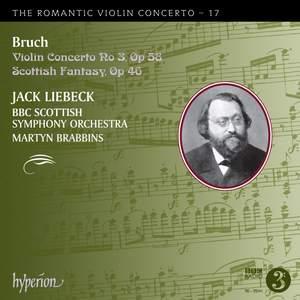 The Romantic Violin Concerto 17 - Bruch