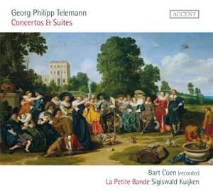 Telemann: Concertos & Suites Product Image