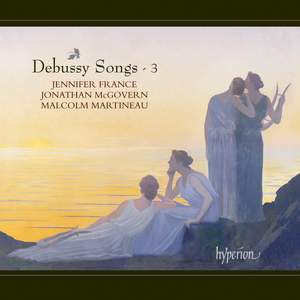 Debussy Songs Volume 3 Product Image
