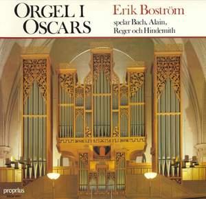 Orgel i oscars