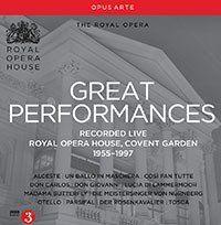 The Royal Opera – Great Performances