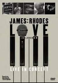 LOVE in London: James Rhodes
