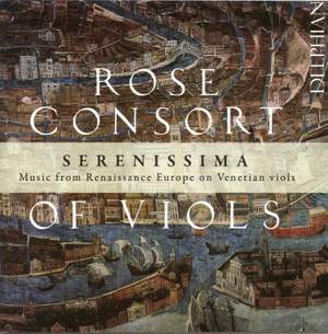 Serenissima: Music from Renaissance Europe Product Image