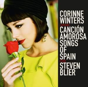 Corinne Winters: Canción Amorosa