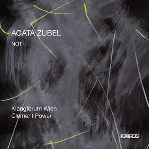 Agata Zubel: NOT I Product Image